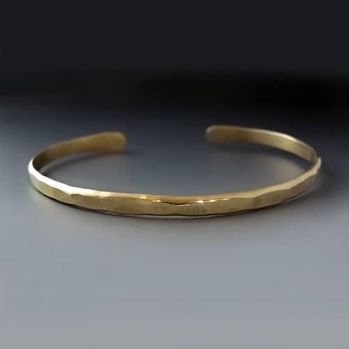 14K Gold Bracelets For Men