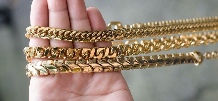 gold shop arrivals mens chains solid yellow heavy bracelet wide figaro new italian