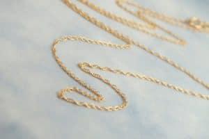 14K Gold Chains Price