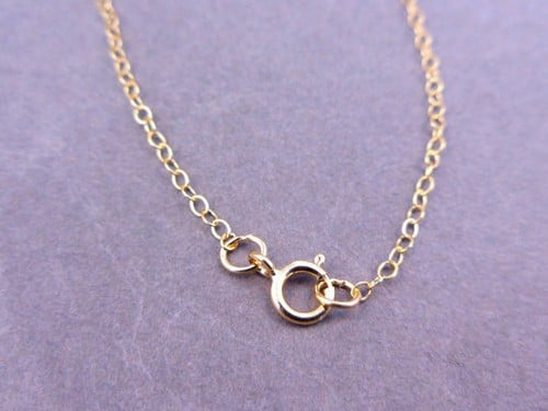 14K Gold Chains Value