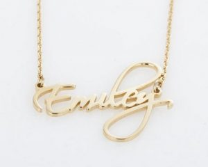 18Ct Rose Gold Necklaces