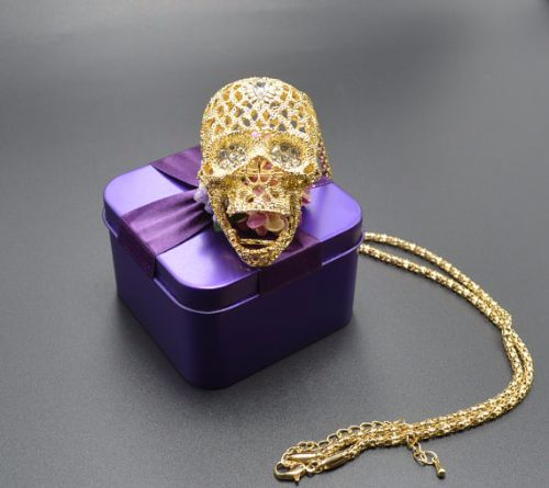 18K Gold Chain Necklaces For Men