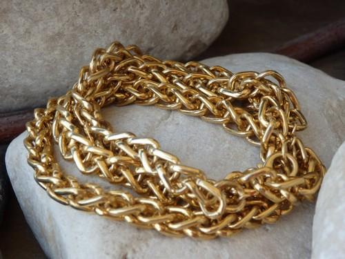 18K Rose Gold Chain