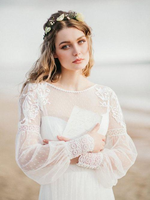 Bohemian Wedding Dresses Seattle