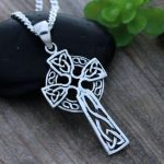 Celtic Cross Necklaces