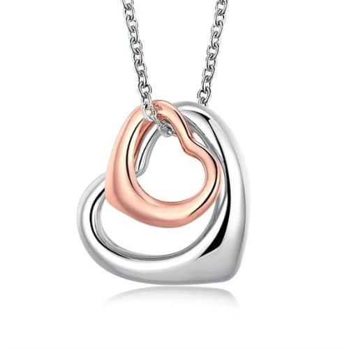 Designer Heart Necklace