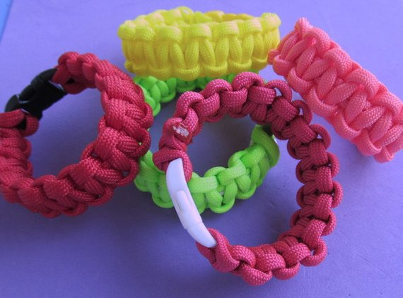 Paracord Bracelet Buckle