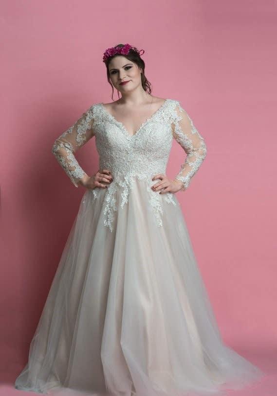 Plus Size Wedding Guest Dress