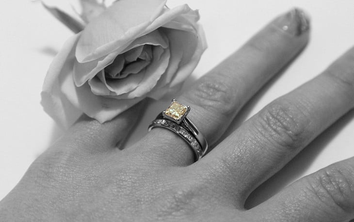 32 Stunning Princess Cut Engagement Rings