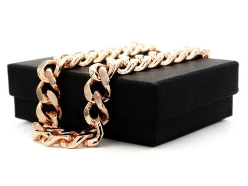 Rose Gold Bracelet for Men