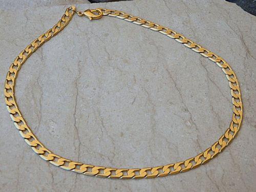 Rose Gold Link Necklaces