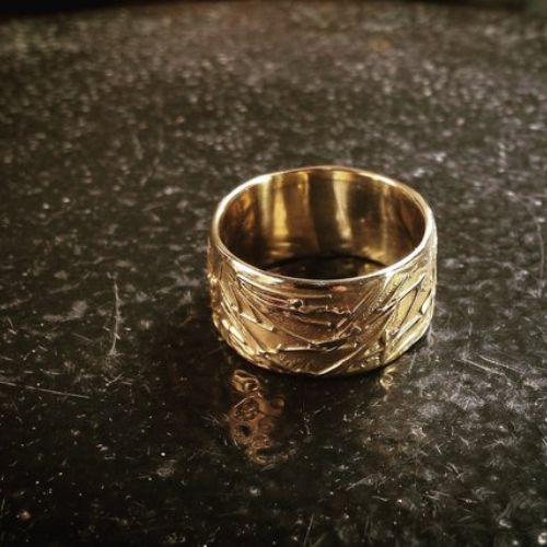 Tanishq Gold Rings For Men With Price