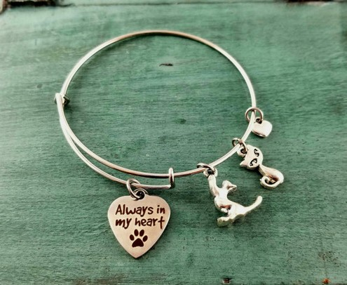 Adjustable Bangle Bracelet