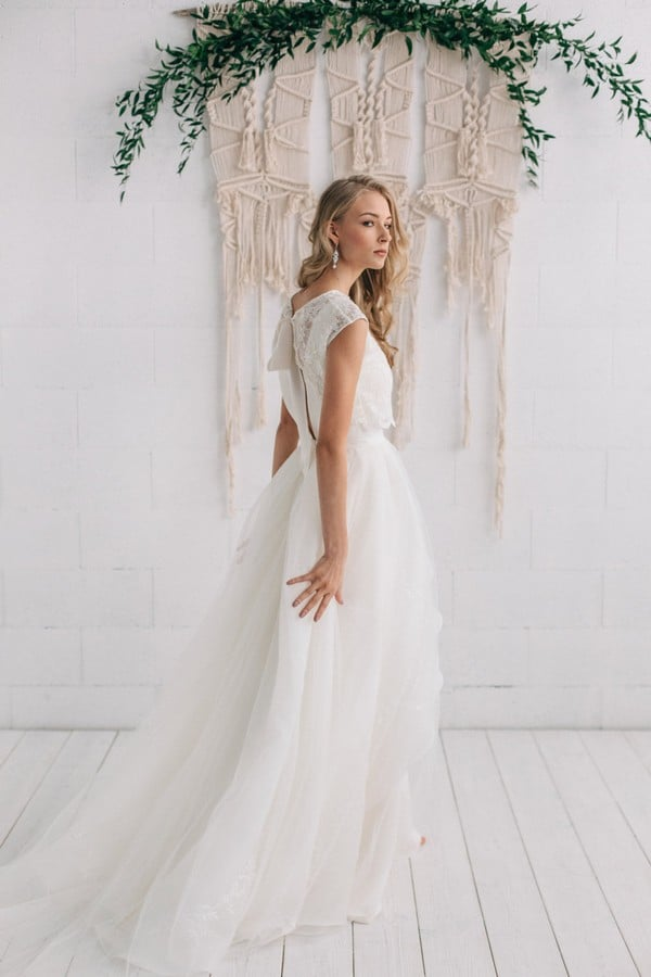 Affordable Boho Wedding Dresses