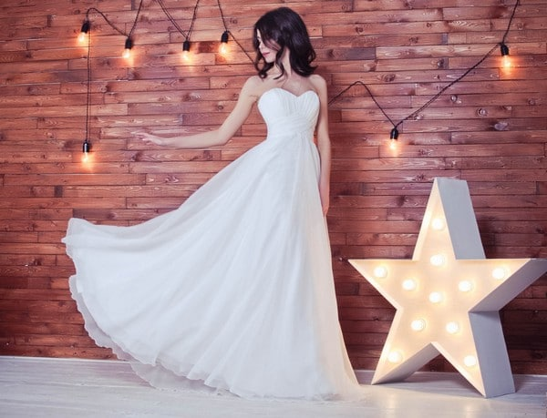 Affordable Wedding Dresses Under 500