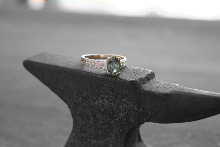 26 Most Beautiful Alexandrite Rings from Etsy
