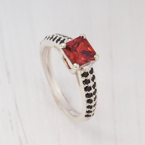 Antique Garnet Rings