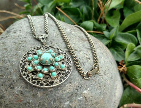 Antique Turquoise Jewelry