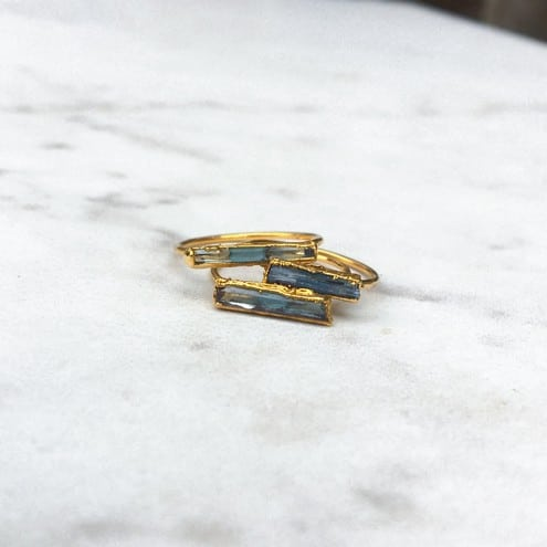 Aquamarine Rings Tiffany