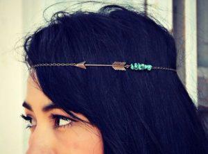 Arrow Headband Jewelry fo Wanderlusters