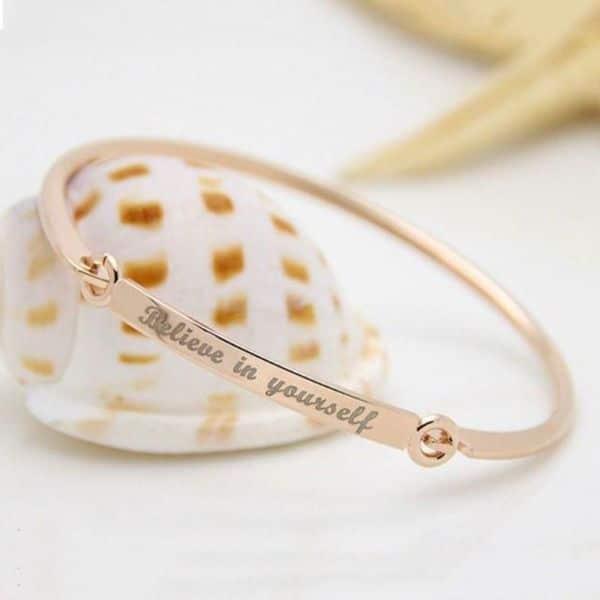 Bangle Bracelets Gold
