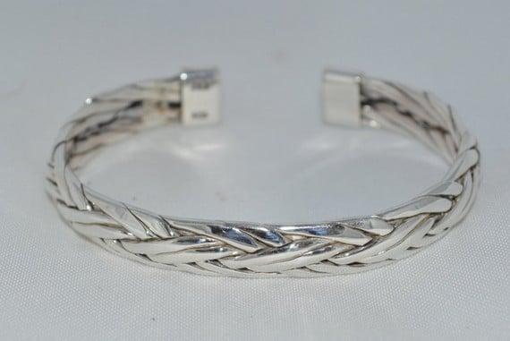 Bangle Silver Bracelets For Men