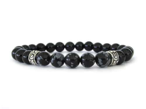 Beaded Men's Bracelet