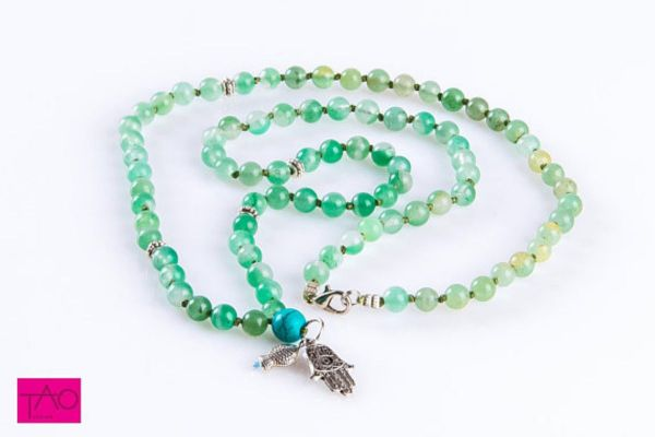 Beaded Necklaces With Pendants
