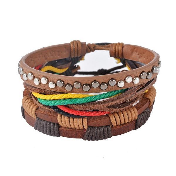 Beaded Stack Bracelet