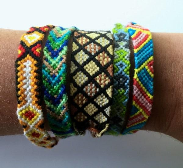 Beaded Stack Bracelets