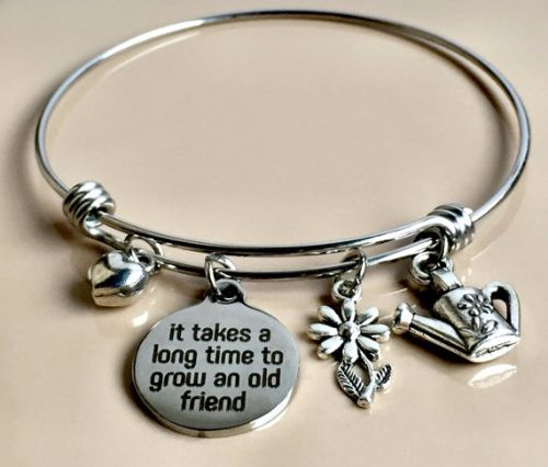 Best Friend Charm Bracelets
