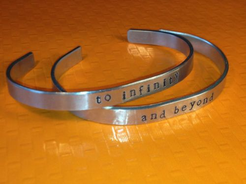 Best Friend Infinity Bracelets