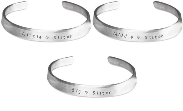 Big Sister Little Sister Bracelets