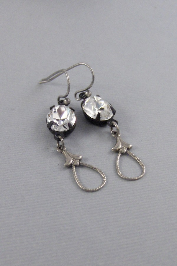Birthstones Diamond Earrings