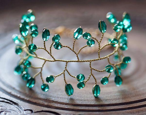 Birthstones Emerald Bracelets