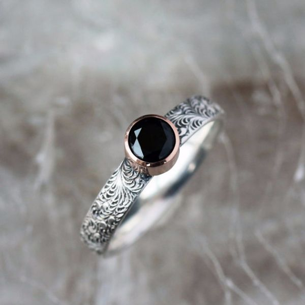 Birthstones Spinel Ring