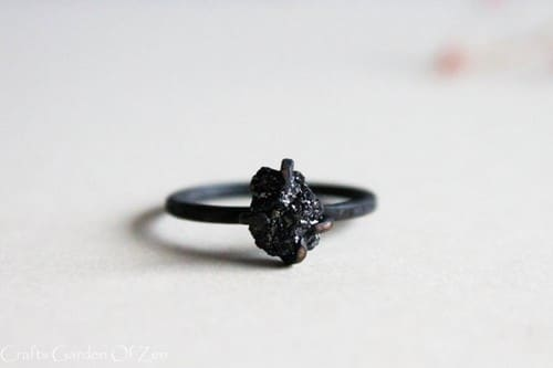 Black Diamond Ring Philippines