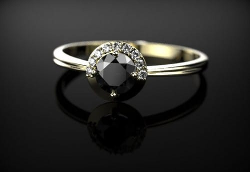 Black Diamond Rings Prices