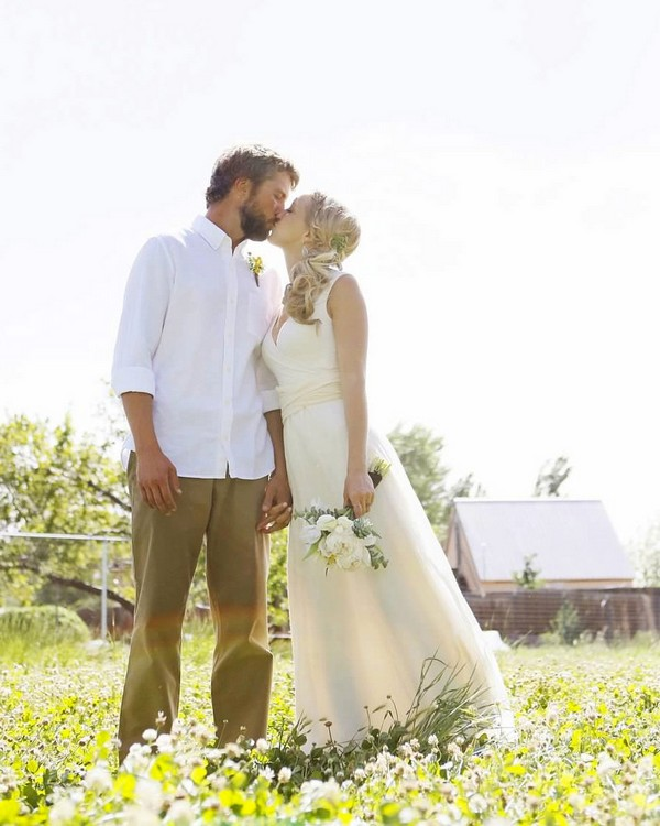Bohemian Wedding Dresses Chicago