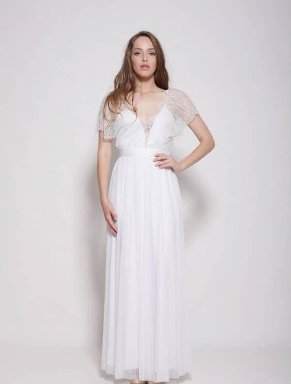 Bohemian Wedding Dresses Nyc