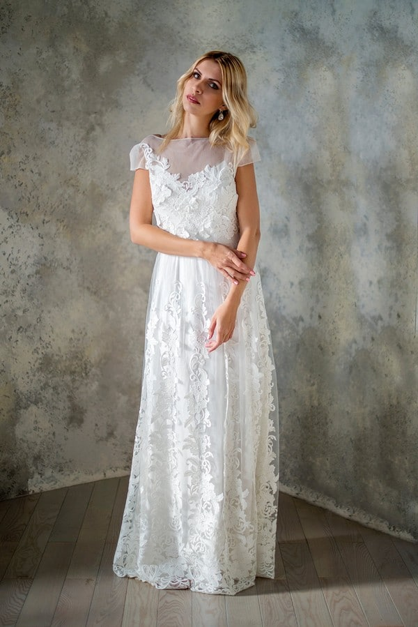 Bohemian Wedding Dresses San Francisco