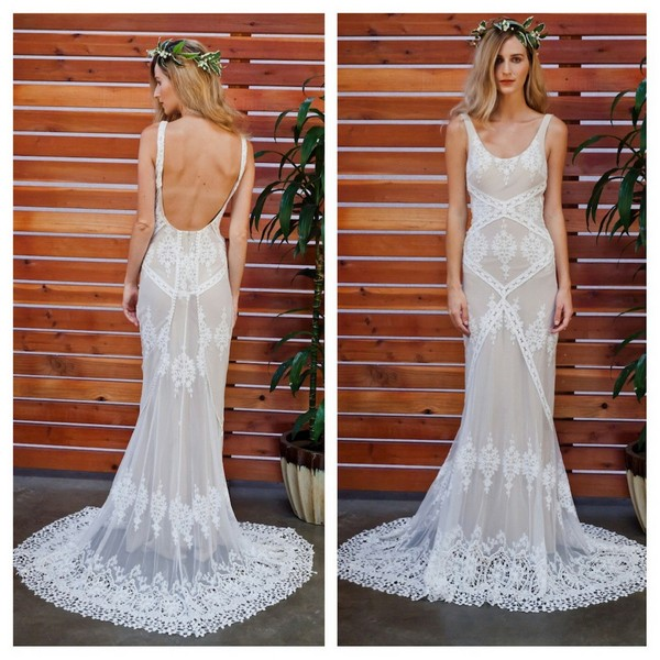 Boho Wedding Dresses Atlanta