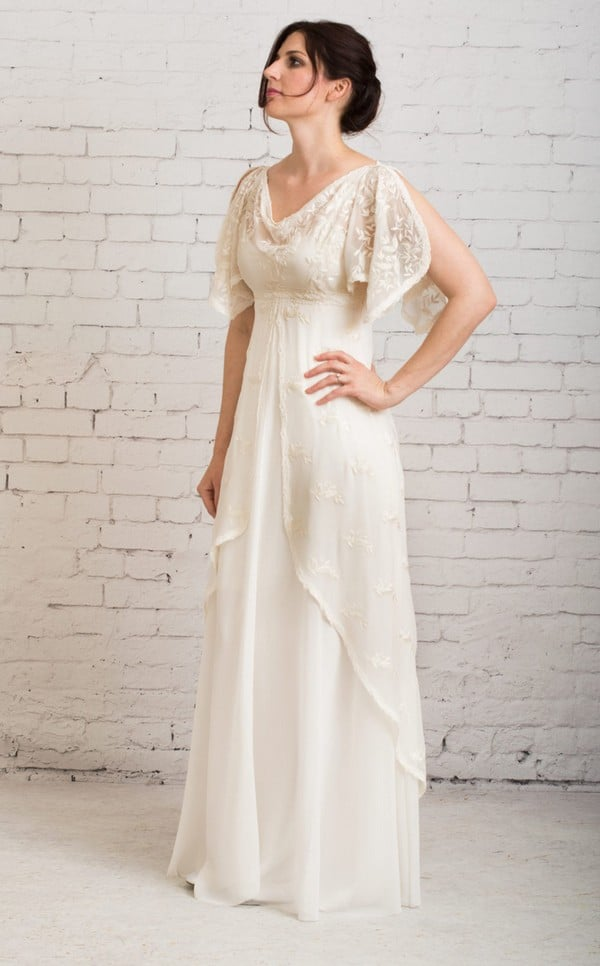 47+ Boho Wedding Dresses with Stunning Designs for 2020