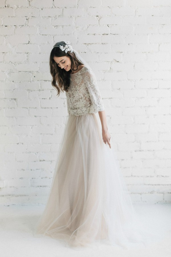 Boho Wedding Dresses Los Angeles