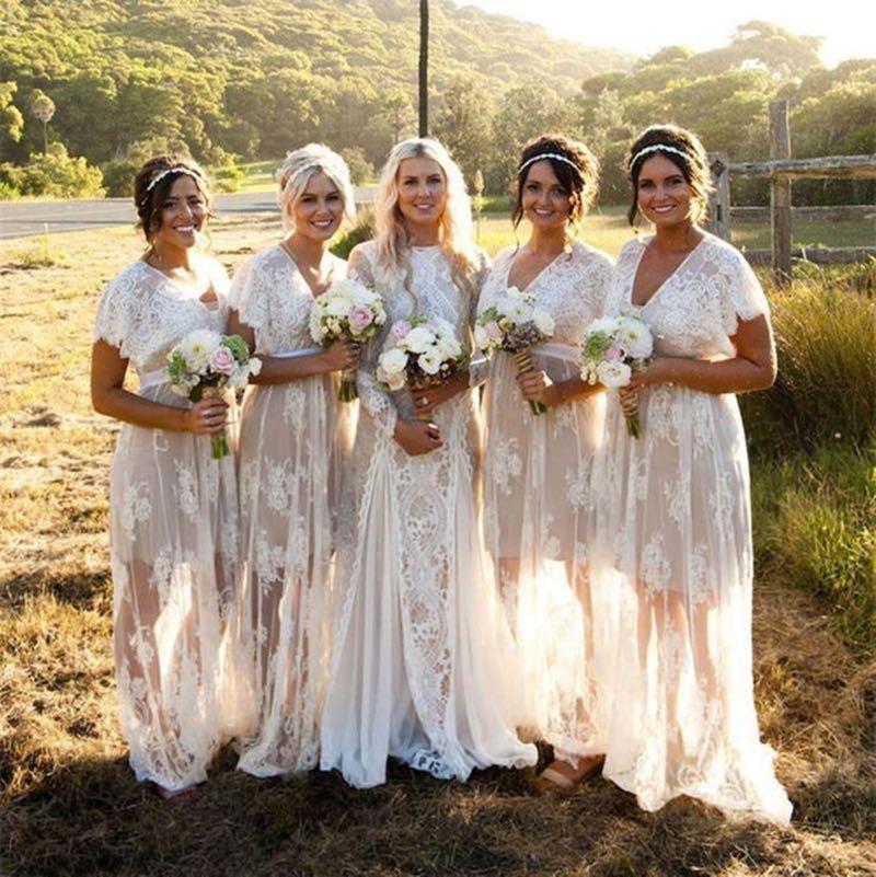 Boho Wedding Dress Trends