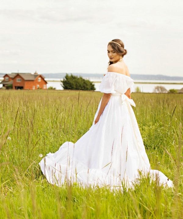 Boho Wedding Dresses Under $500
