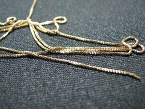 Box Gold Chain