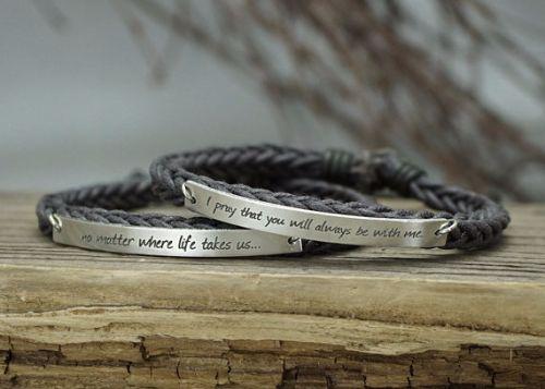 Boy And Girl Best Friend Bracelets