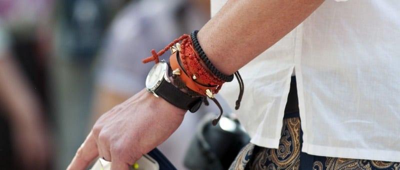 Bracelets Stacks for Men