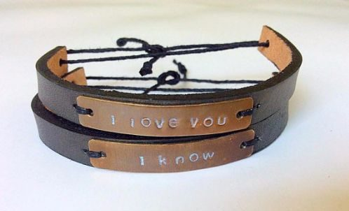 Bracelets Engraved For Couples